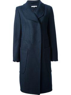 CARVEN Manteau Drap Coat