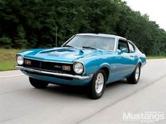 Ford Maverick. on Pinterest | Ford