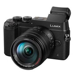 New LUMIX GX8.....