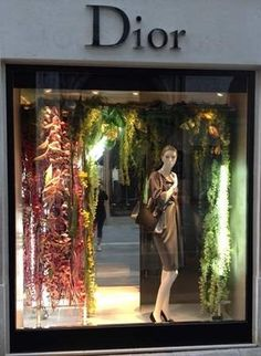 Dior Wears Nature & Business