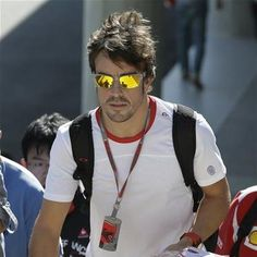 Fernando Alonso F1 Drivers, Alonso, My Crush, Formula One, Motogp, Race Cars, Ferrari, Racing, Magic