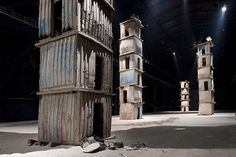 The Seven Heavenly Palaces » HangarBicocca