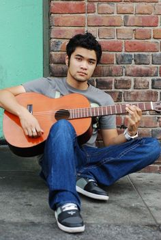 Gabe Bondoc. I want him to sing to me....so what if im a guy?