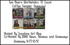 Two Rivers Coffee Sampler Giveaway (12/12 US)