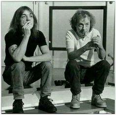 Malcolm y Angus