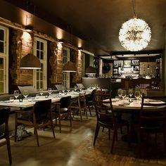 Mums Bar & Kitchen - Copenhagen  by Rasmus Lind