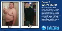 WOW Danial what an incredible transformation