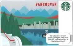 #Starbucks Gift Card #Vancouver