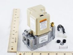 """SV9501M2734 by Honeywell. $229.92. Honeywell 24V, 1/2"""" x 1/2"""" inlet/outlet, Intermittent Hot Surface, Pilot Ignition SmartValve Replacement"""