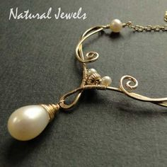Golden Romance in France | SHOP - necklaces | NaturalJewels