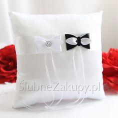 PODUSZKA na obrączki Zakochani #slub #wesele #sklepslubny #slubnezakupy #dekoracje