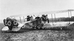 AEG G.II GERMAN AIRCRAFT OF THE FIRST WORLD WAR ... =====>Information=====> https://www.pinterest.com/rbusbach/biplanes-doppeldecker/