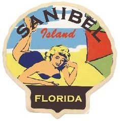 Sanibel Island, Florida ~ A place you never forget ~ have always wanted to go back there!