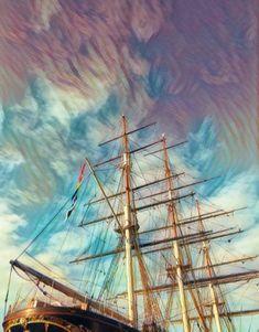 Cutty Sark Pinterest Co, Sailing Ships, Artsy, Sailboat, Tall Ships
