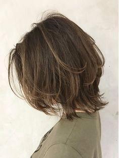 22 Ideas hair cuts 2018 pixie for 2019 Mid Length Hair, Shoulder Length Hair, Medium Hair Styles, Short Hair Styles, Layered Haircuts, Hair Today, Hair Dos, Hair Designs, Short Hair Cuts