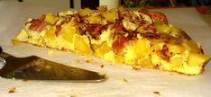 ΕΛΛΗΝΙΚΕΣ  ΣΥΝΤΑΓΕΣ: Ομελέτα φούρνου με πατάτες και λουκάνικα Cyprus Food, Baked Potato, Beef, Baking, Ethnic Recipes, Meat, Bakken, Backen, Baked Potatoes