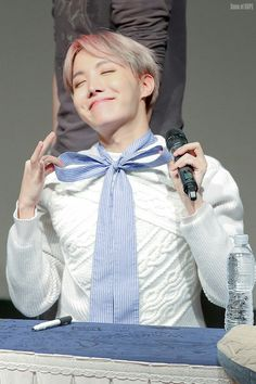 [170225] BTS @Sinchon Fansign J-Hope | 정호석