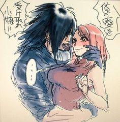 Madara and Sakura... >_>