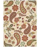 RugStudio presents Nourison Vista VIS-06 Ivory Machine Woven, Good Quality Area Rug
