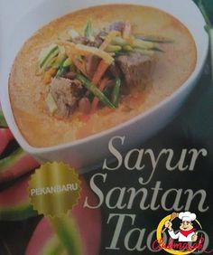 Resep Masakan Sayur Santan Tauco, Menu Makanan Sehat, Club Masak