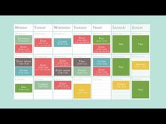 How to Plan for Multiple Exams Using a Calendar or Study Guide - YouTube