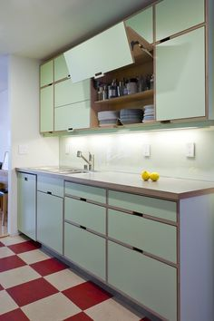 Details about Birch Plywood and Laminate Kitchen Worktop