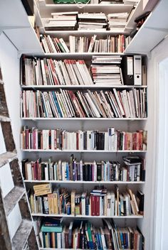 2hands: DIY: une bibliothèque