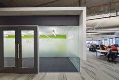Inside SquareTrades San Francisco Offices