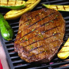 Asian Beef Steak & Summer Squash (sub tamari or coconut aminos for soy sauce)