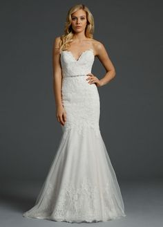 Bridal Gowns, Wedding Dresses by Alvina Valenta - Style AV9451