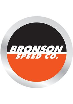 Bronson-Speed-Co. Spot-Logo - titus-shop.com  #Misc. #AccessoriesMale #titus #titusskateshop
