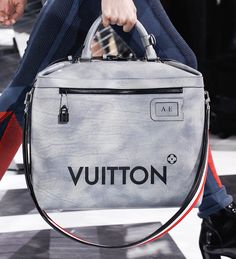 "Yesterday, someone asked me what I thought about the new crop of Louis Vuitton bags from the brand's Fall 2016 runway, and the first thing that sprang to mind was, ""Well, there's a lot going on."" I don't mean that in a bad way (the collection is often excellent), but it also means I don't …"