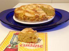 Torta di mele senza grassi (ricetta dolce)