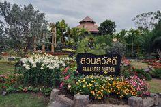 Royal park gardens