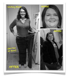"Happy Herbivore Blog = Happy Herbie of the Week: Lindsay B. (""I lost 50% of myself"" — 141 pounds!!!!)"