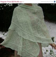 love this so much. mint green scarf