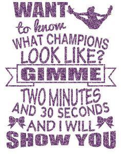 Cheer Champions Transfer by GirlsLoveGlitter on Etsy