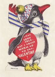 Valentine Images, Vintage Valentines, Rooster, Cold, Retro, Pewter, Animals, Gray, Night