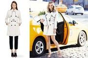 Emily VanCamp's Tan Trench Coat on 'Revenge' - TV Fashion Roundup: May 05, 2014 - StyleBistro