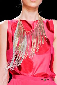 Nina Ricci at Paris Fashion Week Spring 2013