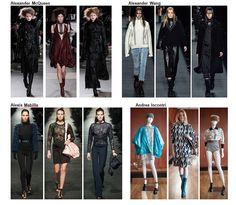 811fc49a5e1c Alexander McQueen, Alexander Wang, Alexis Mabille, Andrea Incontri - My  favorite looks,