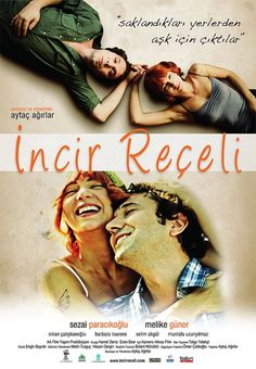 """incir receli- """"the fig jam"""" very beautiful love movie however too much depressive for me. still it's a good example from turkish cinema Minimal Movie Posters, Film Posters, Cinema Film, Film Movie, Top Movies, Movies To Watch, 2011 Movies, Beautiful Film, Film Books"""