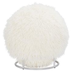 fluffy spinny chair good for comfy desktable seating Innovation