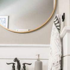 Fresh & Modern Powder Room Reveal