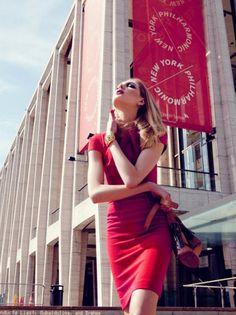 Девушка в большом городе: фотосессия в One Magazine (фото) фото 6