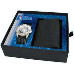 Father's Day Gift Idea: Gametime Watch and Wallet Set