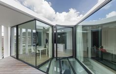 Elegant Approach to Family Home Design in Belgium: House K