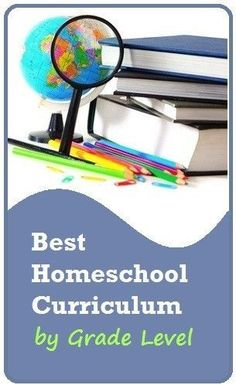 Best Homeschool Curriculum by Grade Level #homeschooling. List what child should know in each grade level