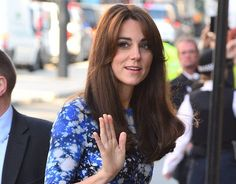 Kate Middleton attends The Charities Forum, BAFTA