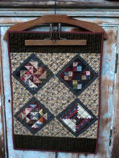 Heartspun Quilts ~ Pam Buda: Airing the Orphans & Scrap Quilts ~ Part Four